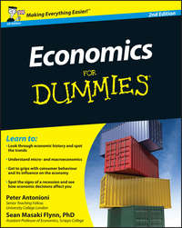 Обложка «Economics For Dummies»