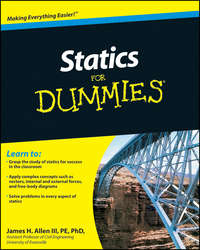 Обложка «Statics For Dummies»