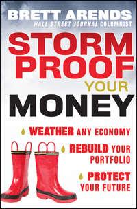 Обложка «Storm Proof Your Money. Weather Any Economy, Rebuild Your Portfolio, Protect Your Future»