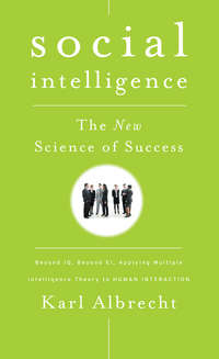 Обложка «Social Intelligence. The New Science of Success»