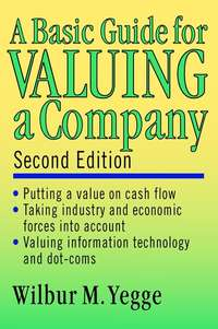 Обложка «A Basic Guide for Valuing a Company»