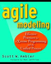 Обложка «Agile Modeling. Effective Practices for eXtreme Programming and the Unified Process»