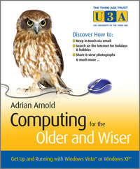 Обложка «Computing for the Older and Wiser. Get Up and Running On Your Home PC»