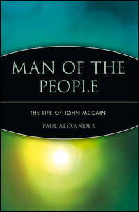 Обложка «Man of the People. The Life of John McCain»