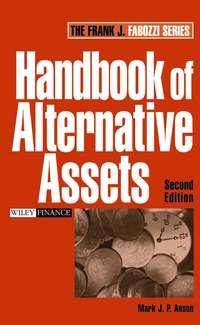 Обложка «Handbook of Alternative Assets»