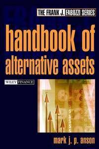 Обложка «Handbook of Alternate Assets»
