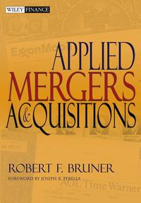 Обложка «Applied Mergers and Acquisitions»