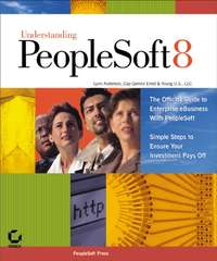 Обложка «Understanding PeopleSoft 8»