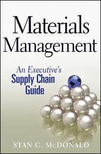 Обложка «Materials Management. An Executive's Supply Chain Guide»