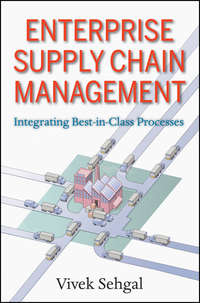 Обложка «Enterprise Supply Chain Management. Integrating Best in Class Processes»