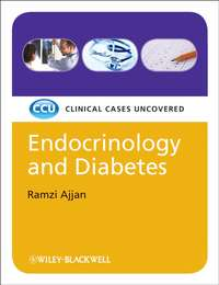 Обложка «Endocrinology and Diabetes, eTextbook. Clinical Cases Uncovered»