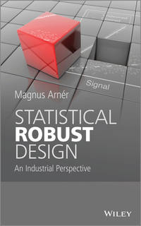 Обложка «Statistical Robust Design. An Industrial Perspective»