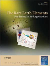 Обложка «The Rare Earth Elements. Fundamentals and Applications»