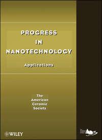 Обложка «Progress in Nanotechnology. Applications»