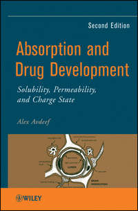 Обложка «Absorption and Drug Development. Solubility, Permeability, and Charge State»