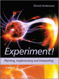 Обложка «Experiment!. Planning, Implementing and Interpreting»