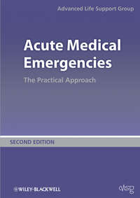 Обложка «Acute Medical Emergencies. The Practical Approach»