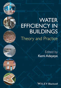 Обложка «Water Efficiency in Buildings. Theory and Practice»