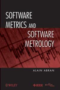 Обложка «Software Metrics and Software Metrology»