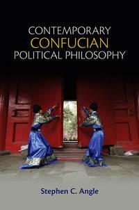 Обложка «Contemporary Confucian Political Philosophy»