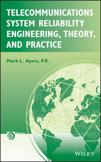 Обложка «Telecommunications System Reliability Engineering, Theory, and Practice»