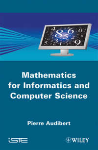 Обложка «Mathematics for Informatics and Computer Science»