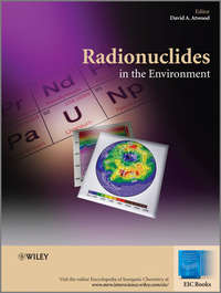 Обложка «Radionuclides in the Environment»