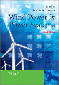 Обложка «Wind Power in Power Systems»