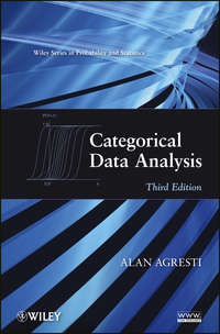 Обложка «Categorical Data Analysis»