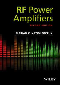 Обложка «RF Power Amplifier»