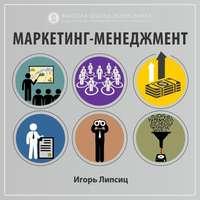Обложка «14.2. Действия компании в условиях маркетинговых войн»