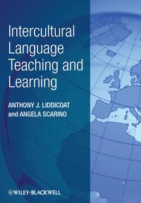 Обложка «Intercultural Language Teaching and Learning»