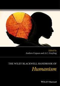Обложка «The Wiley Blackwell Handbook of Humanism»