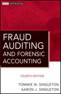Обложка «Fraud Auditing and Forensic Accounting»