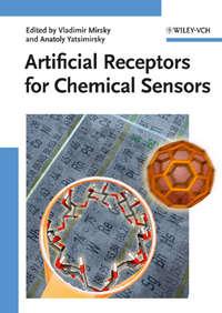 Обложка «Artificial Receptors for Chemical Sensors»