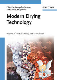 Обложка «Modern Drying Technology, Volume 3. Product Quality and Formulation»