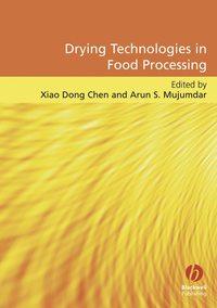 Обложка «Drying Technologies in Food Processing»