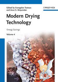 Обложка «Modern Drying Technology, Energy Savings»