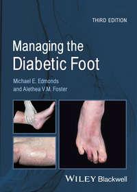 Обложка «Managing the Diabetic Foot»