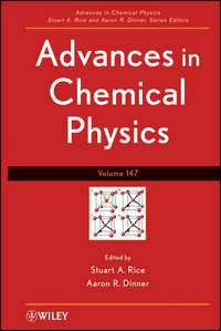Обложка «Advances in Chemical Physics»