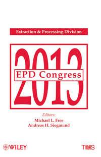 Обложка «EPD Congress 2013»