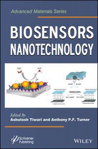 Обложка «Biosensors Nanotechnology»