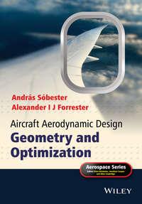 Обложка «Aircraft Aerodynamic Design. Geometry and Optimization»
