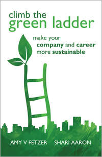 Обложка «Climb the Green Ladder. Make Your Company and Career More Sustainable»