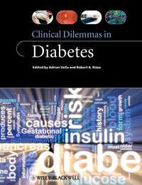 Обложка «Clinical Dilemmas in Diabetes»
