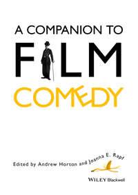 Обложка «A Companion to Film Comedy»