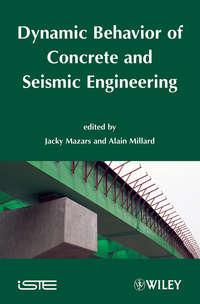 Обложка «Dynamic Behavior of Concrete and Seismic Engineering»