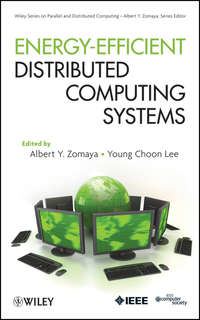 Обложка «Energy Efficient Distributed Computing Systems»