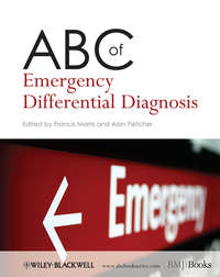 Обложка «ABC of Emergency Differential Diagnosis»