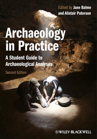 Обложка «Archaeology in Practice. A Student Guide to Archaeological Analyses»